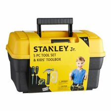 Stanley Toolbox Tool Set 5pc by Spotlight