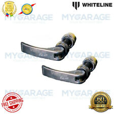 Whiteline Tower Brace Quick Release Clamps - Front Strut KSB790