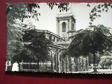 POSTCARD RP BUCKINGHAMSHIRE HIGH WYCOMBE PARISH CHURCH