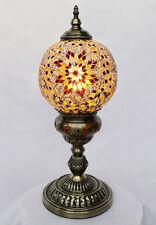 Tischlampe Lampe Orientalisch Türkei Mosaiklampe Orient 1001 Nacht GM07-a