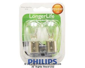 NEW Philips BC9739 P21/5W Signalling Lamp 12499LLB2 12V 5W Bulb