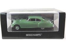 BENTLEY R TYPE CONTINENTAL 1955 GREEN MINICHAMPS 436139424 1/43 GRUN VERDE VERT