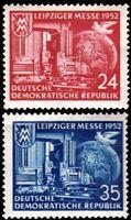 DDR #108-109 MNH CV$4.00