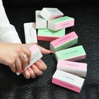 10 Pack 4-Way Nail File and Buffer Block