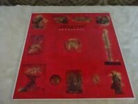 Cutting Crew Broadcast Original LP Album Record Vinyl