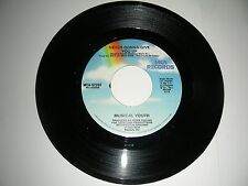 Raggae R&B  45  Musical Youth - Never Gonna Give You Up  MCA  NM 1983