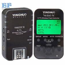 Yongnuo YN-622C-TX Wireless Controller + YN-622C II E-TTL Transceiver for canon