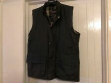 Barbour Waistcoat Coats & Jackets Cotton Outer Shell for Men