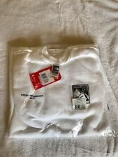 Brand New White Supreme x TNF Steep Tech Crewneck Sz L The North Face SS16 RARE