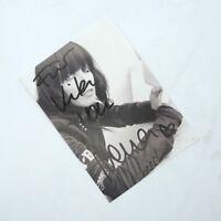 Sammlungsauflösung original Autogramm mit Widmung Nena