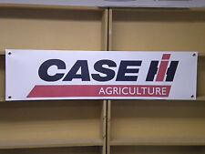 Custodia Banner AGRICOLTURA TRATTORE Capannone Officina Segno in PVC