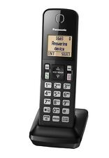 Panasonic KX-TGCA36B Dect 6.0 Digital Additional Cordless Handset for KX-TG633SK