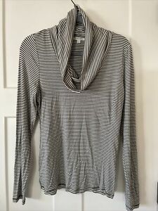 Anthropologie Pure + Good Striped Top Size M