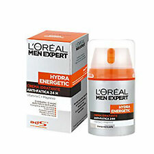 L'OREAL MEN EXPERT CREMA VISO ANTI-FATICA 24H HYDRA ENERGETIC  50ML VITAMINA C