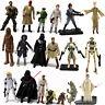 3.75 Inch Star War Figure Darth Vader Clone Trooper Luke Yoda  Leia & Gun Sword