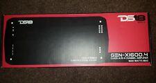 DS18 GEN-X1600.4 1600 W 4 canales clase A/B amplificador AMP