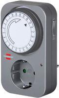 Mechanische Zeitschaltuhr MZ 20 Brennenstuhl 1506450