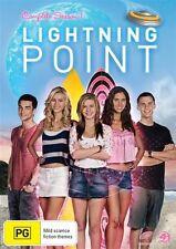 Lightning Point : Season 1 (DVD, 2013, 4-Disc Set)-REGION 4--Free postage