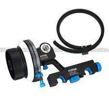 Fotga DP500II quick-release A/B Hard Stop DSLR Follow Focus for 60D 5D II III 7D