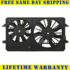 Radiator Condenser Cooling Fan For Chevy Fits Malibu G6 Aura GM3115178