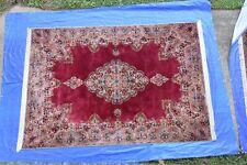 Vintage Karastan Rug 700 Series 762 Red Kirman 8.8x12