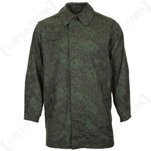 Original Czech M60 Raindrop Camo Parka - Surplus Camouflage Jacket Coat