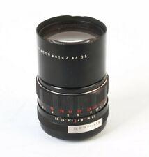 Pentacon Auto 135mm f/2.8 Portrait Camera Lens - M42 Mount
