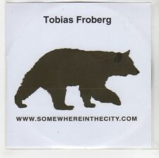 (GH46) Tobias Froberg, Somewhere in the City - 2006 DJ CD