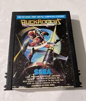 Buck Rogers: Planet of Zoom (Atari 2600, 1983) By Sega (Cartridge Only) #1