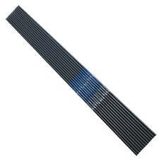 12PCS CE SP340 30'' Pure Carbon Arrow Shaft for Compound Recurve Bow Archery