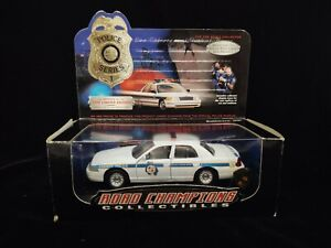 Road Champions Collectibles Police Series 1 1999 Baltimore County MD