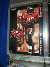 2009 Fathead 5x7 Tradeables Gameday #G26 Antonio Bryant BUCCANEERS
