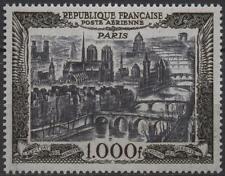 """France: Y et T PA No 29 neuf **. """"Vue de Paris""""."""