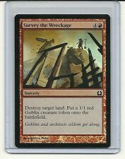 Survey the Wreckage-Foil-Return to Ravnica-Magic the Gathering