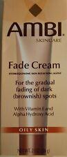 Ambi Skincare Fade Cream for Oily Skin, 2 oz