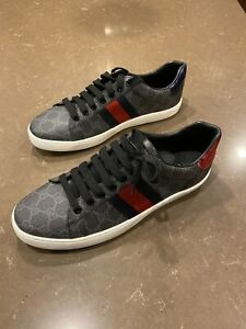 Mens Gucci Shoes Sneakers size 9