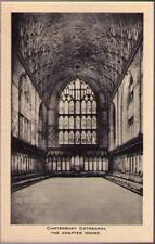 (yqo) Canterbury Cathedral: The Chapter House