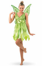 Tinkerbell Fairies Pixie Disney Women Costume