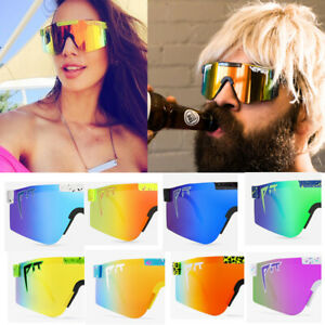 PIT VIPER Cycling Sports Goggles TR90 Polarized Sunglasses for Men/Women Outdoor