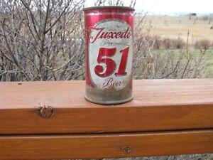 Off Grade TUXCEDO 51 Chicago Old Flat Top Beer Can