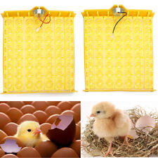 Automatic Egg Incubator 56 Eggs Turner Tray Chicken Quail Duck With  AU