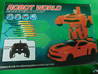 Robot Remote Control Toy Transformation Tion Cool Toys  Car Rc #12 Robautoums