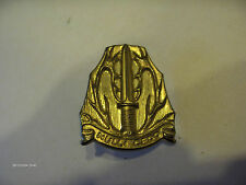 INSIGNE ANCIEN BADGE REGIMENT TROUPE DE CHOC PAY BAS