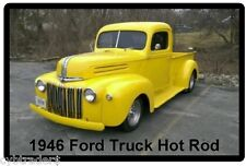 1946 Ford Truck Hot Rod Refrigerator  Magnet