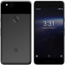 "Google Pixel 2 XL Factory Unlocked GSM 64GB 6"" Android Smartphone Black OB"