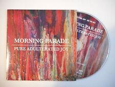 MORNING PARADE : PURE ADULTERATED JOY [ CD ALBUM PROMO PORT GRATUIT ]