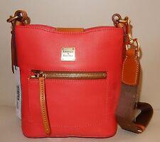 New Dooney & Bourke Raleigh Small Roxy Bag in Geranium