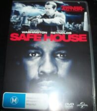 Safe House (Denzel Washington Ryan Renolds) (Aust Region 4) DVD – Like New