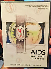 HHMI Lecture Series - AIDS: Evolution of an Epidemic (DVD, 2008)