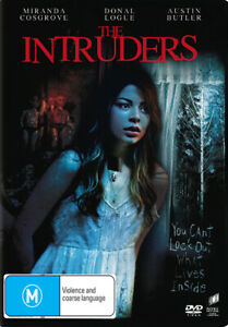 The Intruders [Region 4 - DVD - NEW+SEALED